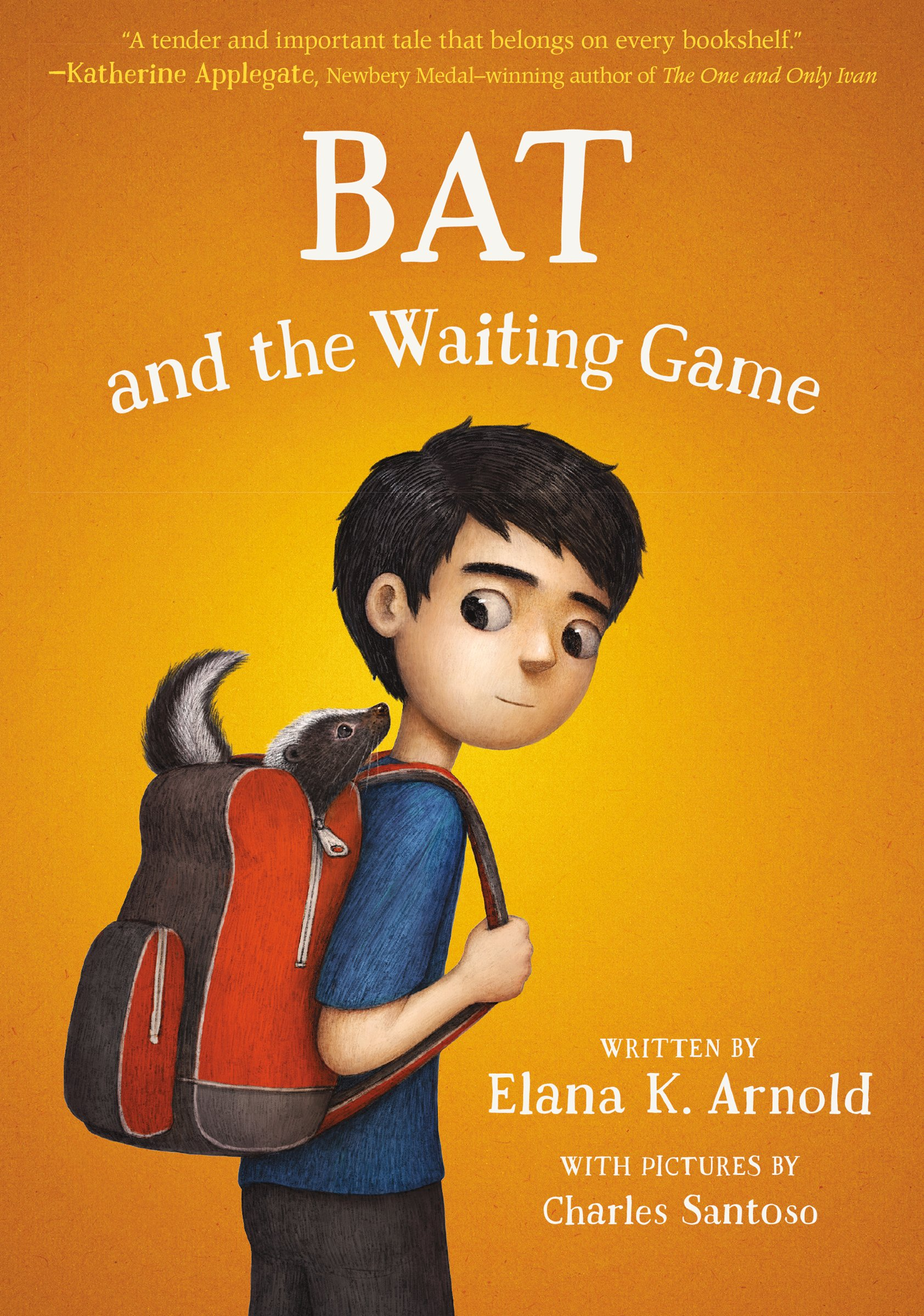 cover image of Bat and the waiting game (Boy called BAT. #2.)