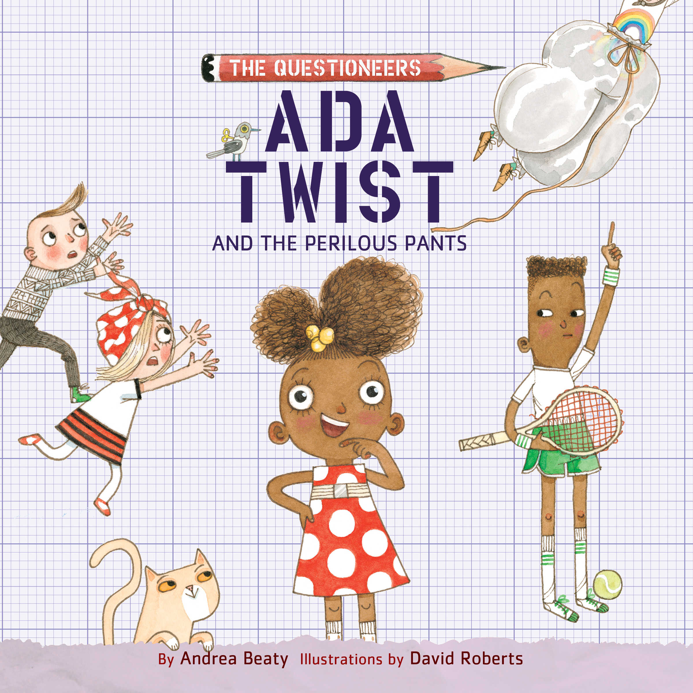 Book cover: Ada Twist and the Perilous Pants