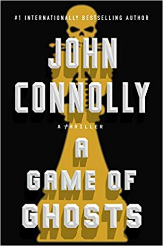 book cover Game of Ghosts by John Connolly
