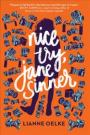 Book cover: Nice try, Jane Sinner