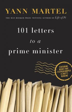 cover of 101 Letters to a prime minister