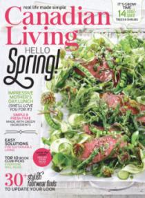 Canadian Living magazine