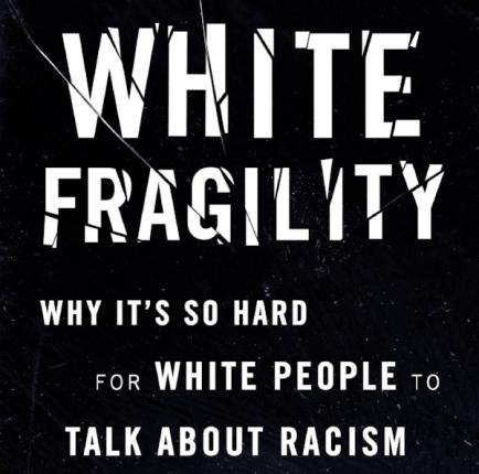 Book cover of White fragility