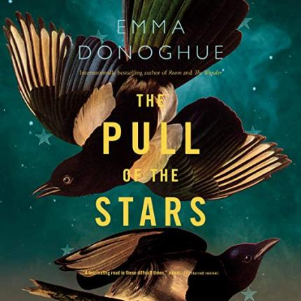 Book cover of The pull of the stars