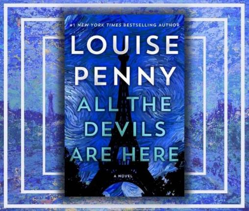 Book cover of All the devils are here
