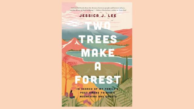 Book cover of Two trees make a forest