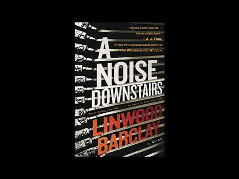 Book cover of A noise downstairs
