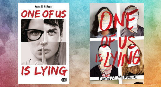 ​​​​​​​One of us is lying by Karen M. McManus